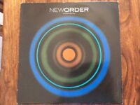 New Order Blue Monday 1988 / Beach Buggy 12 inch Single
