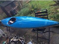 14 ft single canoe