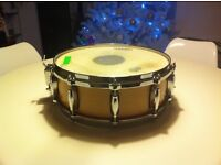 Gretsch Snare Drum 14inch x 5inch With Protection Racket Case