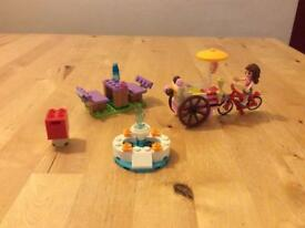 Lego Friends Olivia's Ice Cream Bike - 41030