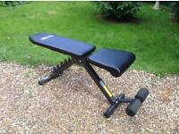 Pro Fitness Utility Bench