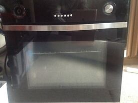 Electric integrated Single fan oven