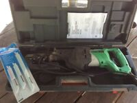 Hitachi Reciprocating Saw ( New condition)