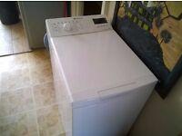 toploader hotpoint washing machine