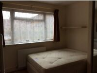 Colindale, large double room available now, 2 mins to tube, clean and quite, inc bills & internet