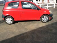 Toyota Yaris 2003 IMMACULATE CONDITION £950 QUICK SALE!!!