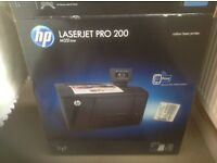 HP LASER JET PRO 200 M251nw Wi-Fi Colour Laser Printer