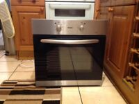 Bush Single Electric Fan Oven