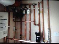 Plumber/heating engineer