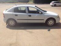 Vauxhall Astra 1.4 nice clear car