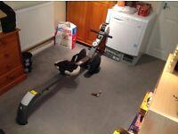 Power n gym rowing machine