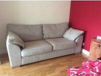 Next large three seater sofa