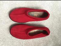 Pavers Red Shoes size 3