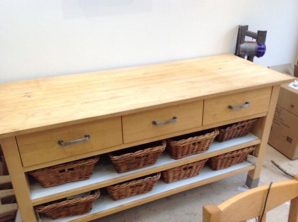 IKEA varde free standing unit/kitchen island/drawers | in Bishopston,  Bristol | Gumtree