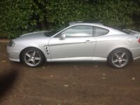 2006 Hyundai Coupe 2.0 SE MOT Jan 19 £1295 ono.