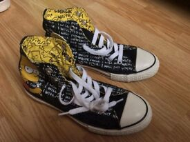 Converse Simpsons Edition NEW