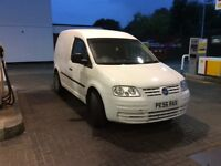 07748617308/ 2006/56 VOLKSWAGEN CADDY , 1 YEARS MOT, SERVICE HISTORY, CAMBELT CAHNGED, DRIVES WELL