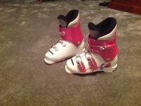 Girls ski boots size 21-21.5