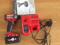 For Sale, Milwaukee Impact Driver