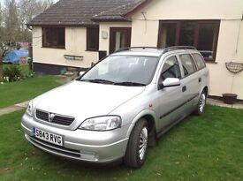 Vauxhall Astra 1.8 estate