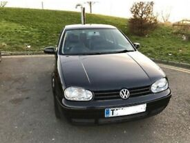 VOLKSWAGEN GOLF MK4 GTI 1.8T EXCELLENT CONDITION