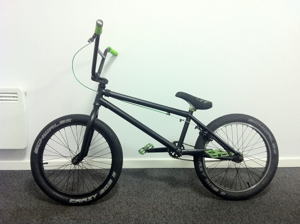 Premium Solo Plus Bmx Bike In Ayr South Ayrshire Gumtree