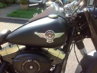 For Sale 2012 Harley Davidson Fat Boy Special Lo immaculate with low mileage