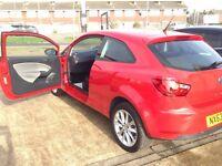 SEAT IBIZA - 2013 - £6,995