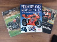 MOTOR CYCLE BOOKS
