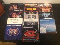 Status Quo Job lot vinyl albums