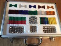 Magnetix case bundle magnetic construction toys