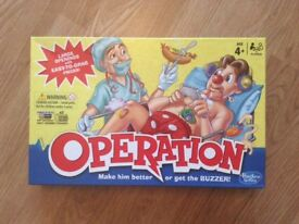 Operation game for 1 or more players age 4+