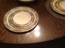 Royal Daulton dinner service