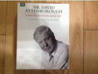 David Attenborough limited box set 60 years brand new