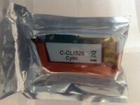Canon-compatible cyan inkjet cartridge C526