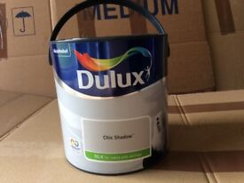 New DULUX Chic Shadow paint