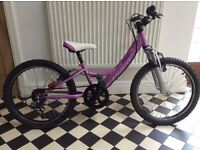 Girls' Princess Pulse Bicycle in pink