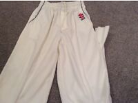Brand new Gray Nicholls cricket trousers