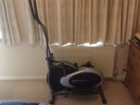 Cross trainer free to new home....well almost free!