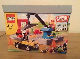 BRAND NEW - My First Lego Set (10657)