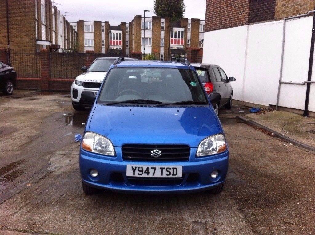 Suzuki Ignis Automatic 5 Doors Hatchback 1 Year MOT £550