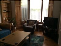 Flat share with one other in Dennistoun