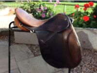 18 inch Stubben GP Saddle for sale