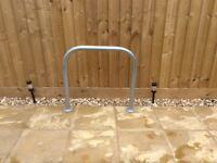 Sheffield Pushbike stand.