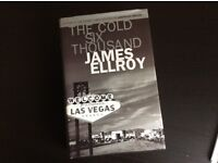 James Ellroy, The Cold Six Thousand, signed by author
