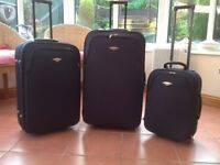 3 into 1 suitcases