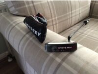 Odyssey white hot pro putter