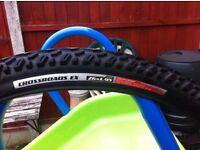 Crossroads MTB Tyres 26x1.95