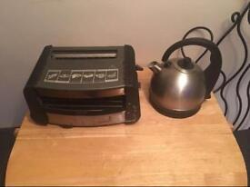 Toaster Grill & Kettle