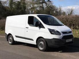Ford Transit Custom NO VAT 2015 Px Welcome